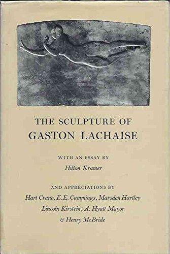9780871300171: Sculpture of Gaston Lachaise
