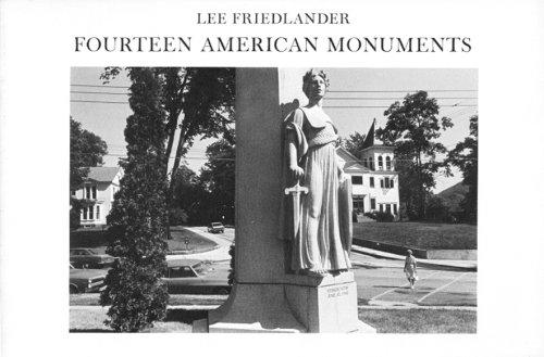 9780871300447: Fourteen American Monuments