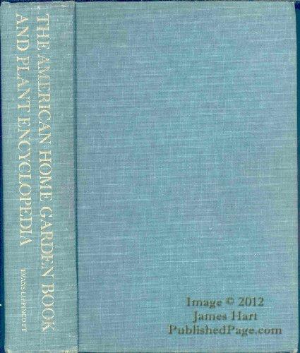 American Home Garden Book and Plant Encyclopedia