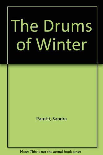 9780871311290: The Drums of Winter (English and German Edition)