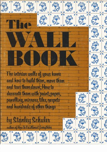 The Wall Book: Schuler, Stanley