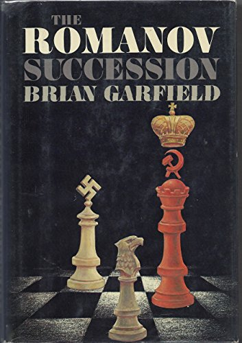 The Romanov Succession: Garfield, Brian