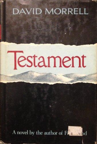 Testament: Morrell, David