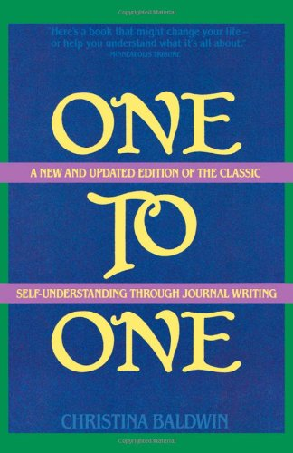9780871312327: One to One: Self-Understanding Through Journal Writing