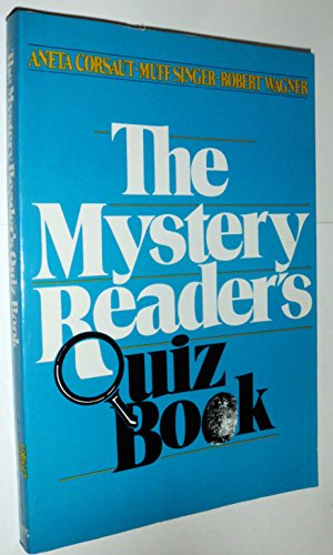 9780871313515: The Mystery Reader's Quiz Book