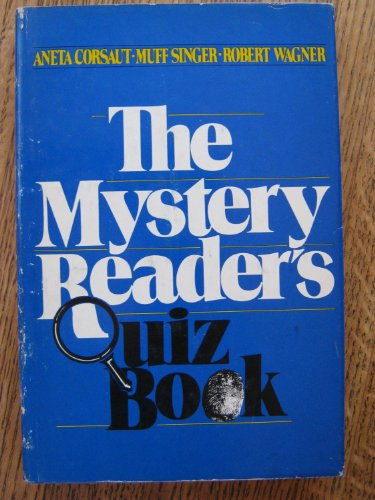 9780871313638: The Mystery Reader's Quiz Book