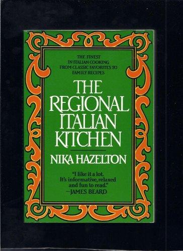 9780871314130: Regional Italian Kitchen