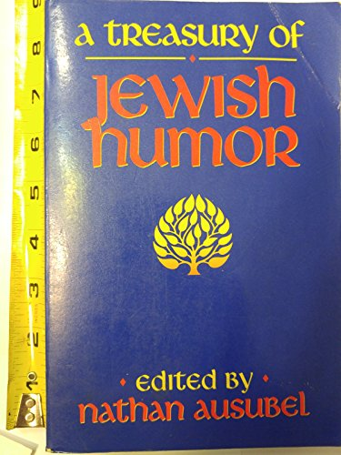9780871315465: Treasury of Jewish Humor