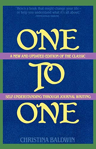 9780871316523: One to One: Self-Understanding Through Journal Writing