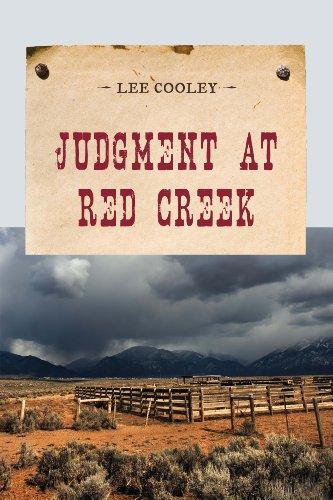 9780871316714: Judgement at Red Creek (Evans Novel of the West)