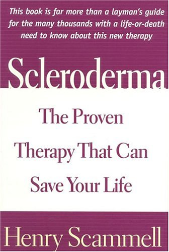 9780871318428: Scleroderma: The Proven Therapy That Can Save Your Life