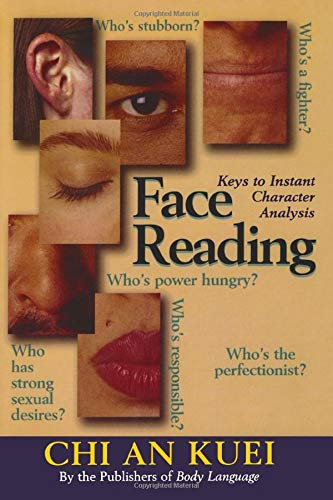 9780871319210: Face Reading: Keys to Instant Character Analysis