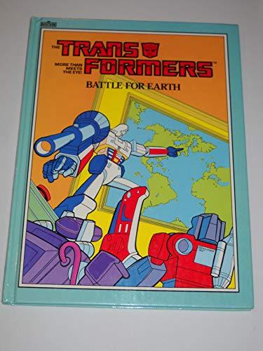 9780871350626: Battle for Earth