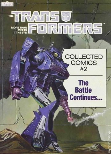 9780871350664: The Transformers Collected Comics, No. 2: The Battle Continues