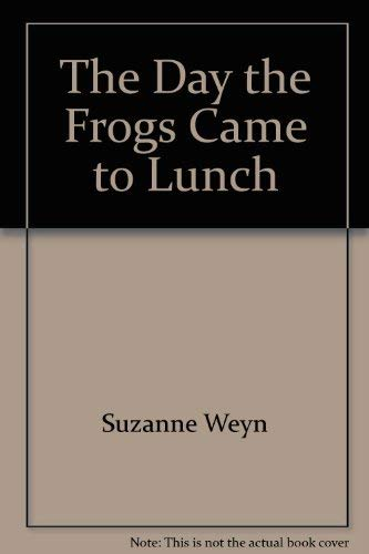 9780871351098: The Day the Frogs Came to Lunch