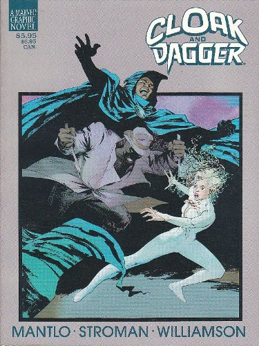 9780871351258: Cloak and Dagger: Predator and Prey (A Marvel graphic novel)