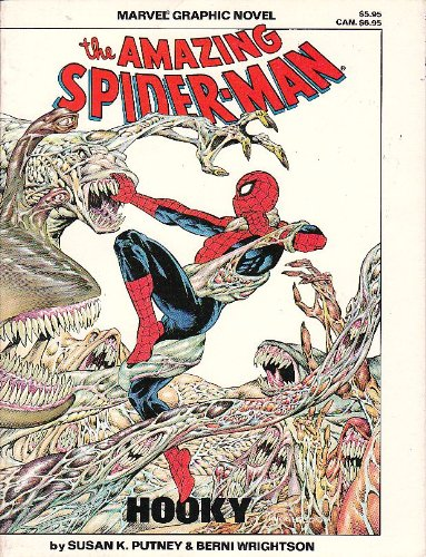 Spider-man: The Amazing Spider-Man: Hooky