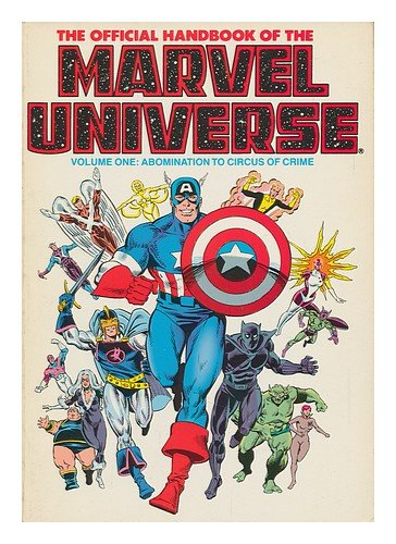9780871352088: The Official Handbook of the Marvel Universe: Abomination to Circus of Crime