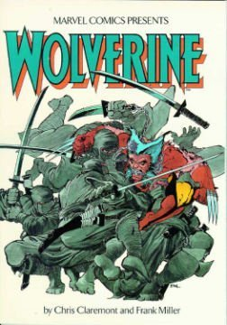 Wolverine (Marvel Comics Presents.)