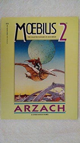 9780871352798: Moebius 2 Arzach
