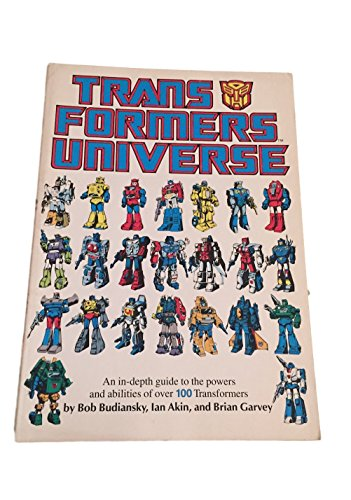 9780871352965: Transformers Universe (Marvel Comics)
