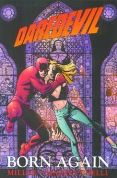 9780871352972: Daredevil Legends: Born Again