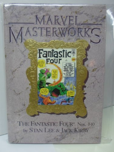 9780871353078: Marvel Masterworks: Fantastic Four v. 2 (Marvel Masterworks Series Volume 2)