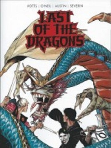 9780871353351: Title: Last of the dragons Epic Graphic novel