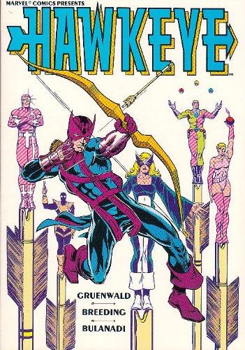 9780871353641: Hawkeye