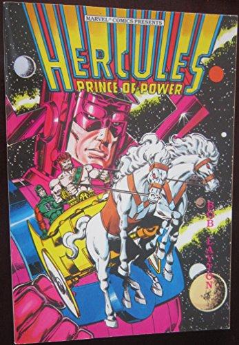 9780871353658: Hercules, Prince of Power