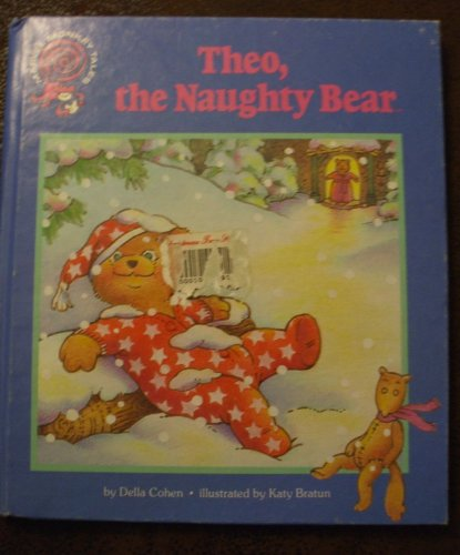 Theo the Naughty Bear