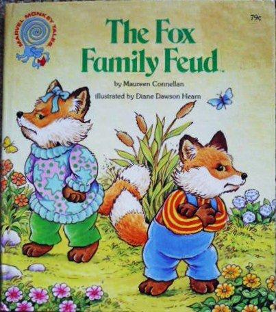 The fox family feud (Marvel monkey tales): Maureen Connellan