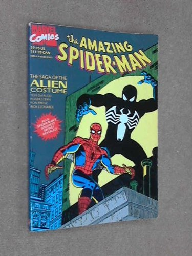Amazing Spider-Man: The Saga of the Alien Costume (Marvel Comics)