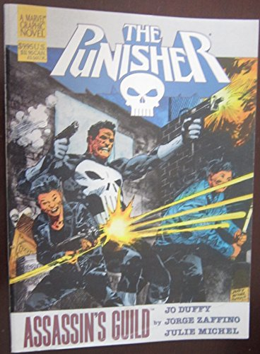 The Punisher: Assassin's Guild (A Marvel Graphic Novel)