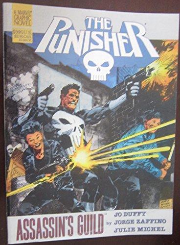 9780871354600: The Punisher: Assassin's Guild (A Marvel Graphic Novel #40)