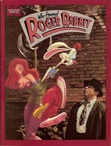 9780871354648: Who framed Roger Rabbit? (Marvel graphic novel)
