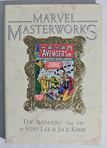 9780871354792: Marvel Masterworks: Avengers