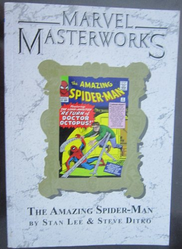 Marvel Masterworks Vol. 5: The Amazing Spider-Man