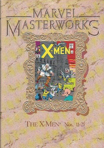 9780871354822: Marvel Masterworks: X-Men Vol. 2 (1988) (Volume 7 in the Marvel Masterworks Library)