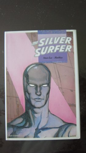 9780871354914: Silver Surfer: Parable