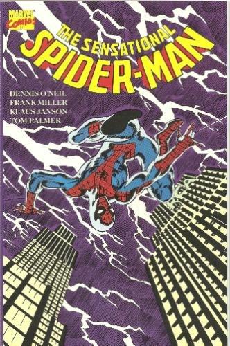 9780871355140: The Sensational Spider-Man (Marvel comics)