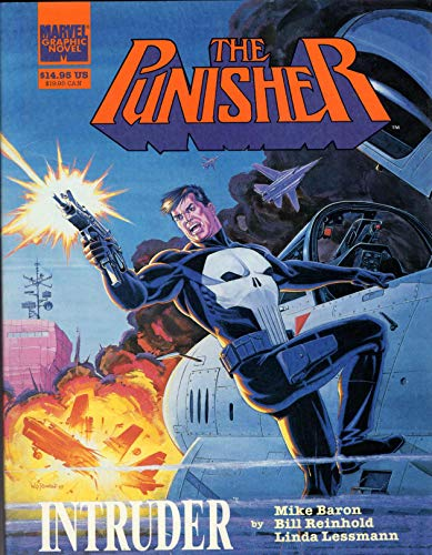 Punisher: Intruder (Marvel Graphic Novel)