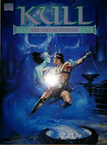 King Kull : The Veil of Shadow: DeZuniga; Zelentez