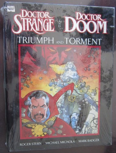 9780871355591: Doctor Strange and Doctor Doom: Triumph and Torment (Marvel Graphic Novel)