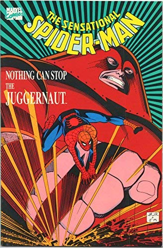 9780871355720: The Sensational Spider-Man : Nothing Can Stop the Juggernaut