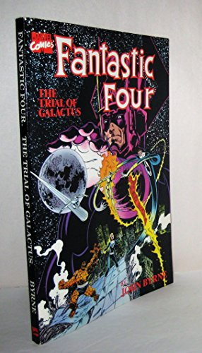 9780871355751: The Trial of Galactus (Fantastic Four)