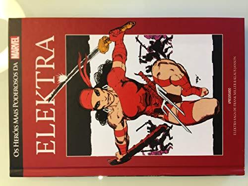 9780871355768: Elektra: The Complete Saga