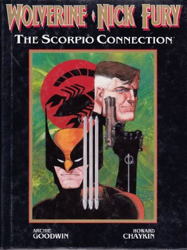 9780871355775: Wolverine Nick Fury: The Scorpio Connection