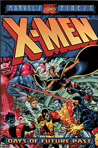 9780871355829: Days of Future Past (Marvel Comics)