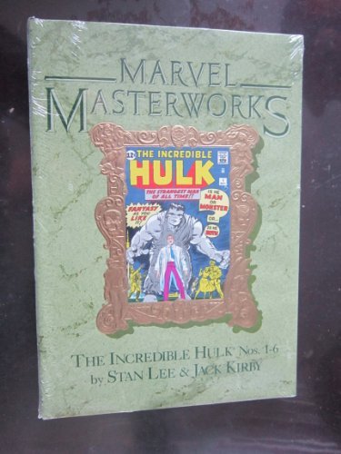 9780871355942: Marvel Masterworks Volume 8: The Incredible Hulk # 1-6